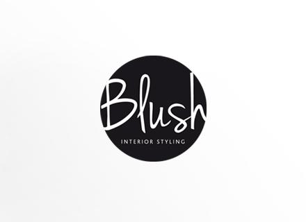 Logo Blush Interior Design